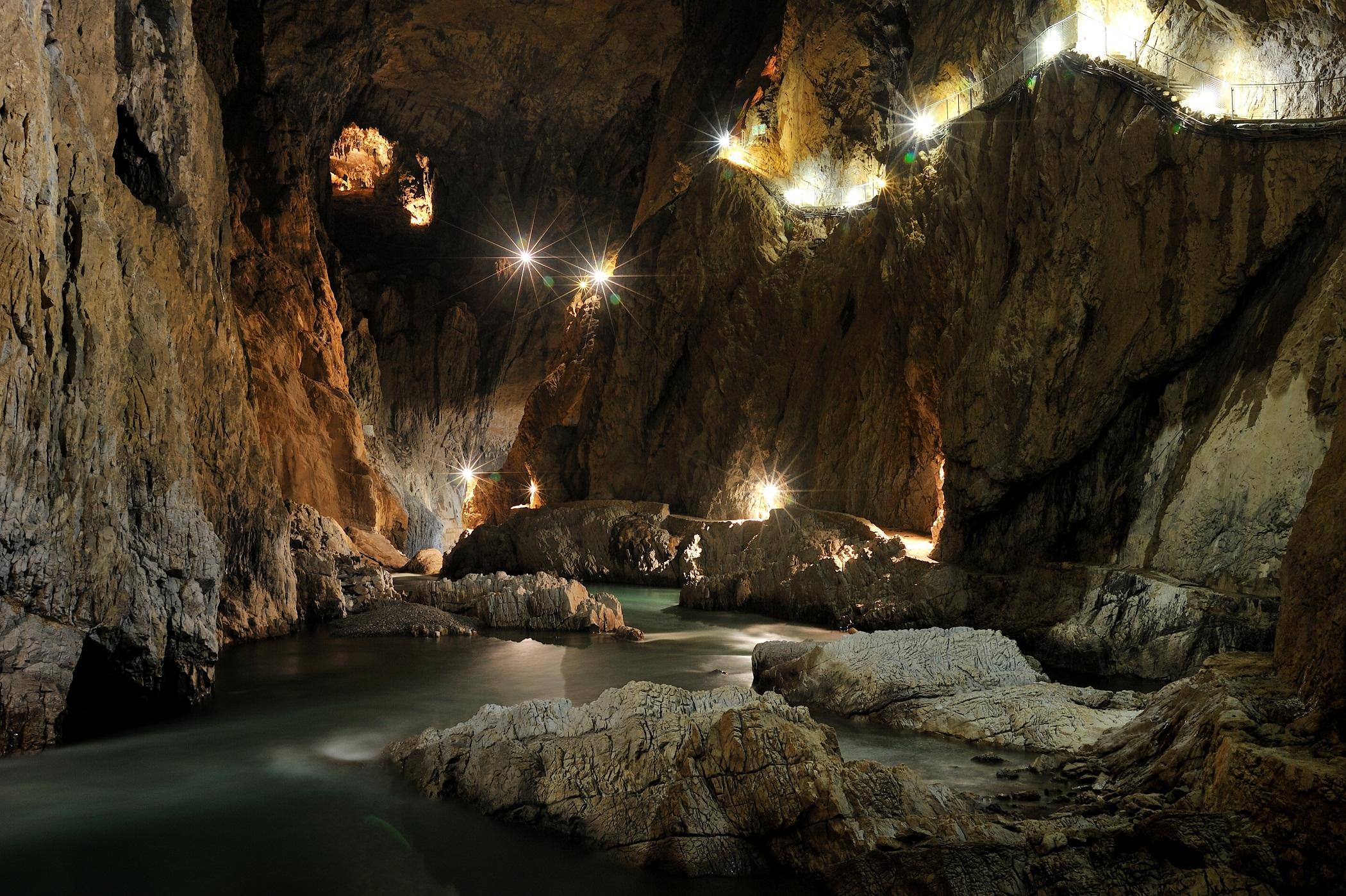 Skocjan Caves 5